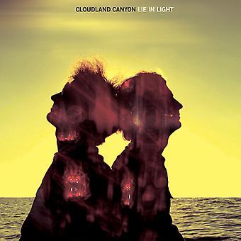 Cloudland Canyon - løgn i lys [CD] USA import