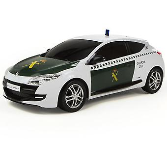 Colorbaby 1:14 Radio Control Car - Renault Megane Rs Guardia Civil