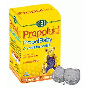 Trepatdiet Propolaid Propolbaby 80 Chewable Bears (Childhood , Suplements , Healthy diet)