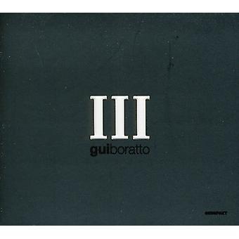 GUI Boratto - III [CD] USA import