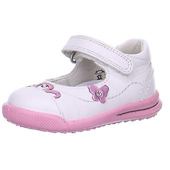 Superfit piger Avrile 373-51 sko hvid læder