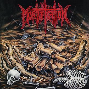 Mortification - Scrolls of the Megilloth [CD] USA import