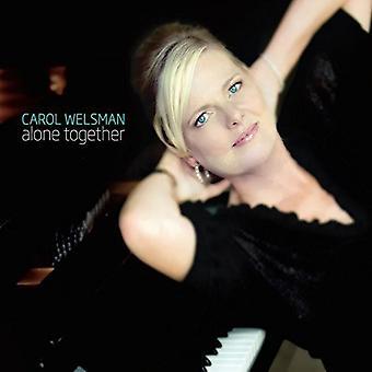 Carol Welsman - alene sammen [CD] USA import