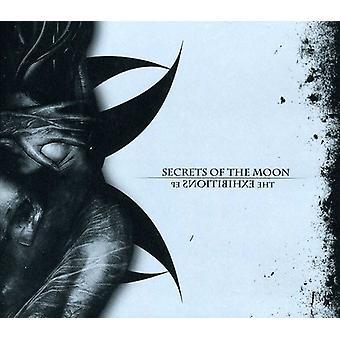 Secrets af månen - udstillinger EP [CD] USA import