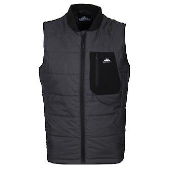 Penfield Foley Black Lightweight Padded Gilet