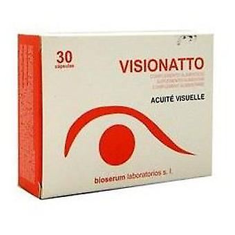 Bioserum Visionatto 30 Cap. (Vitamins & supplements , Special supplements)