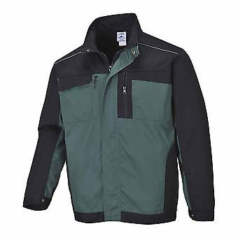 Portwest - Hamburg stilvoll haltbar Twin genähte Warm Workwear-Uniform Jacke