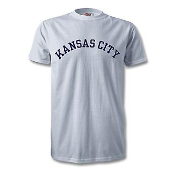 Kansas City College Style T-Shirt