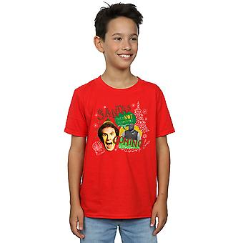 Elf Boys North Pole T-Shirt