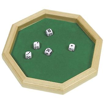 Goki Dice plate (Toys , Boardgames , Traditionals)