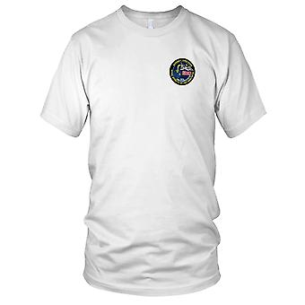 NASA - SP-255 NASA Microgravity Science Division Lewis Research Center Embroidered Patch - Mens T Shirt