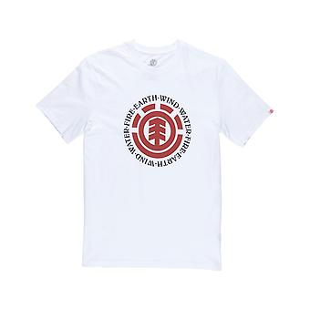 Elementet Seal kortärmad T-Shirt