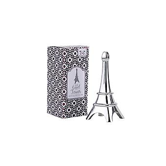 CGB Giftware Silver Eiffel Tower Ring Holder