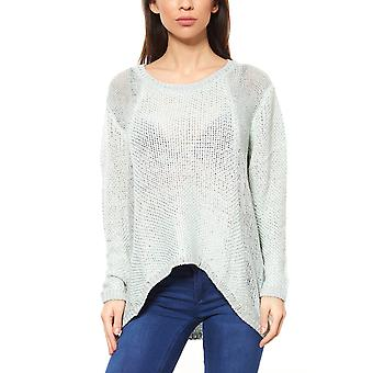 Mullet knit sweater ladies