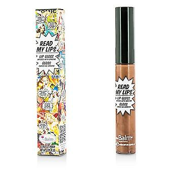 Thebalm Lee mis labios (brillo de labios con Ginseng) - #Ka Bang! -6.5ml/0.219oz