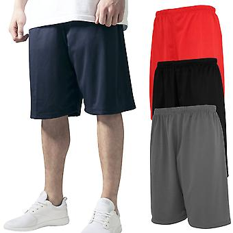 Urban Classics - Basketball Mesh Sport Shorts