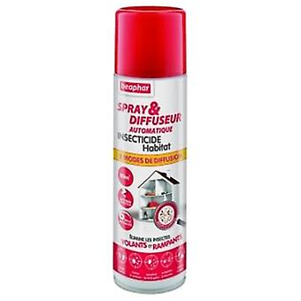 Beaphar Spray Diffuser Automatic Environmental Insecticide 250Ml