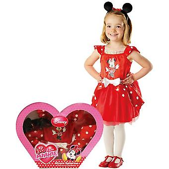 Rubie's Minnie Mouse Costume Dancer In Box (Babies and Children , Costumes)