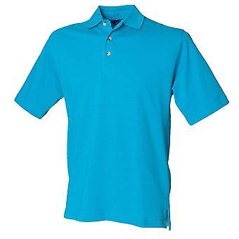 Henbury Classic Polo Shirts