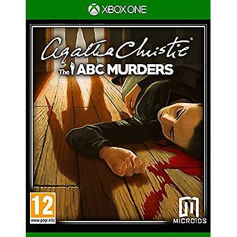 Agatha Christie The ABC Murders (Xbox One)