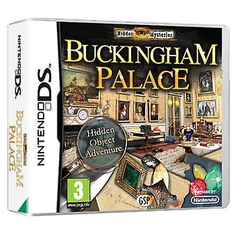 Verborgen Mysteries Buckingham Palace (Nintendo DS)