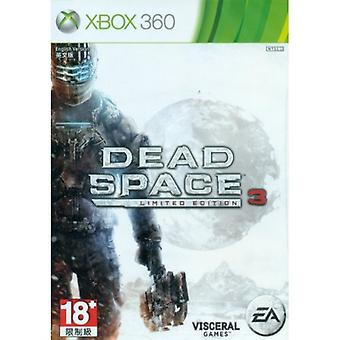 Dead Space 3 Limited Edition spel Xbox 360