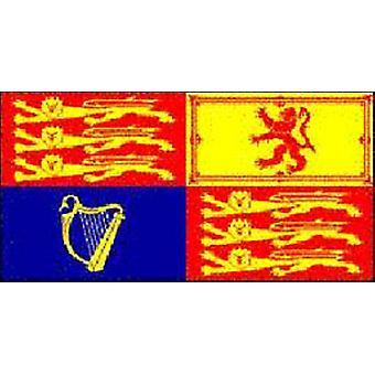 UK Royal Standard Flag 5ft x 3ft