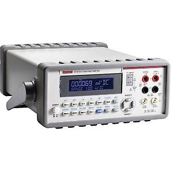 Keithley 2110-220 Bench multimeter Calibrated to: Manufacturer's standards (no certificate)