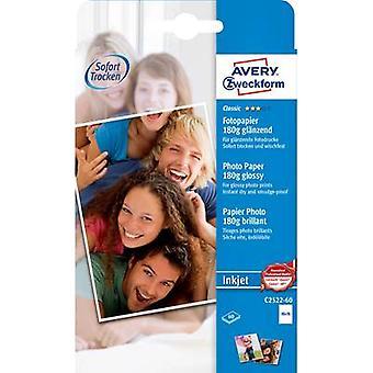 Foto papel Avery Zweckform Classic foto papel Inkjet C2522-60