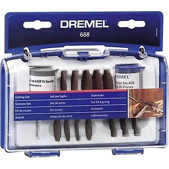 Cutting disc set 5-piece Dremel 688 26150688JA 1 Set