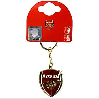 Arsenal Metal / Enamel Keyring