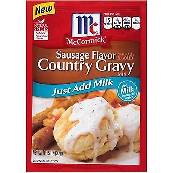McCormick Sausage Flavor Country Gravy Mix