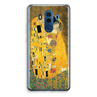 Huawei Mate 10 caso Pro transparente (Soft) - Der Kuss