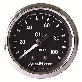 Auto Meter 201007 Cobra Mechanical Water Temperature Gauge