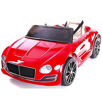 Licensed Bentley EXP12 12V Electric Ride On Car Red