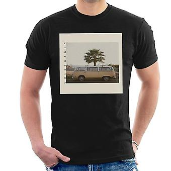 Official Volkswagen Mexico Camper Men's T-Shirt