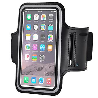 TRIXES iPhone 6 Sports Running Reflective Armband Case 4.7