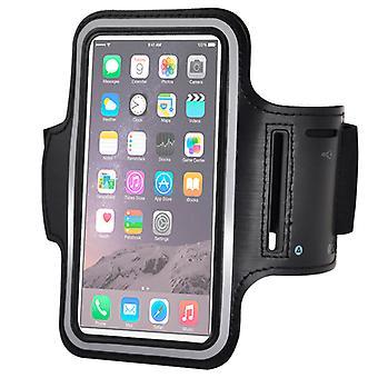 TRIXES iPhone 6 Sport Running reflektierende Armbinde-Kasten 4,7