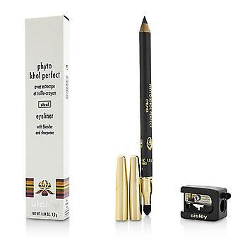 Sisley Phyto Khol Perfect Eyeliner (With Blender and Sharpener) - # Steel - 1.2g/0.04oz