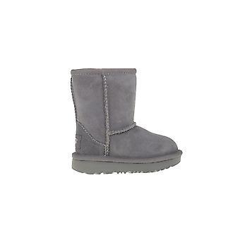 Niños de UGG Classic II 1017703TGREY universal invierno zapatos