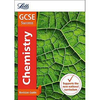 GCSE Chemistry Revision Guide by Letts GCSE - 9780008160944 Book