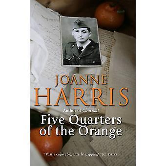 Vijf kwarten van de sinaasappel door Joanne Harris - 9780552998833 boek