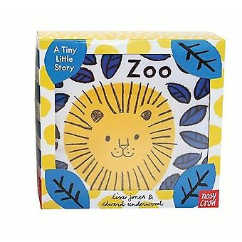 A Tiny Little Story - Zoo - 9780857638199 Book