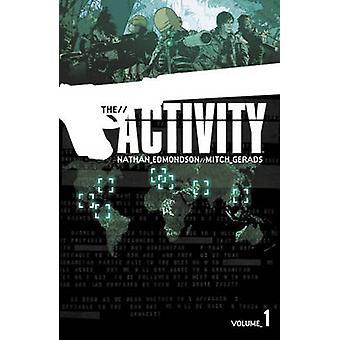 The Activity - Volume 1 by Mitch Gerads - Nathan Edmondson - 978160706