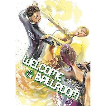 Welkom bij de Ballroom 3 door Tomo Takeuchi - 9781632364050 boek