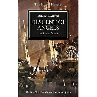 Descente des anges de Mitchel Scanlon - livre 9781849708050