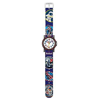 Scout child watch learning IT-collection - tow truck young 280375018
