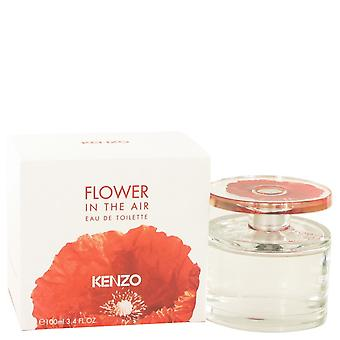 Kenzo Flower In The Air by Kenzo Eau De Toilette Spray 3.4 oz/100 ml (donne)