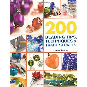 200 beading Tips, technieken & bedrijfsgeheimen (200 Tips, technieken & bedrijfsgeheimen)