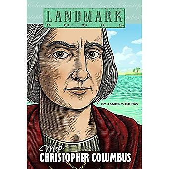 Meet Christopher Columbus (Landmark Books (Paperback))